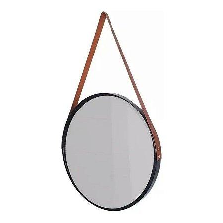 Espelho redondo com Alça 33CM