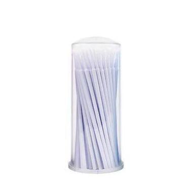 Microbrush Branco Pote 100un
