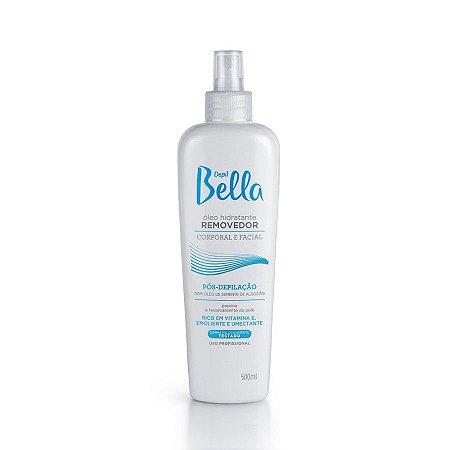 Óleo Hidratante Removedor Depil Bella 500ml