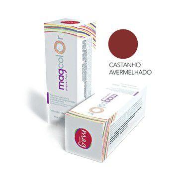Pigmento Mag Color 15ml Castanho Avermelhado