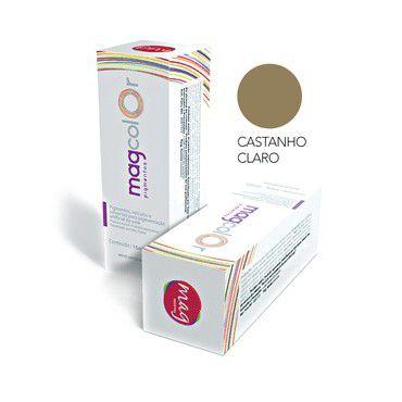 Pigmento Mag Color 15ml Castanho Claro