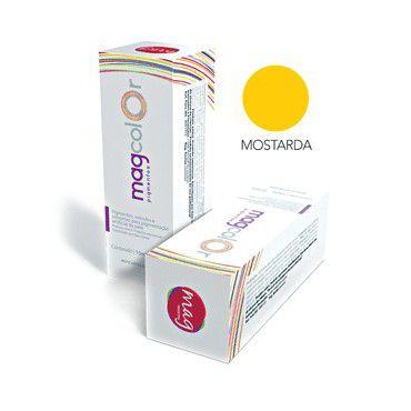 Pigmento Mag Color 15ml Mostarda