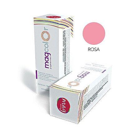 Pigmento Mag Color 15ml Rosa