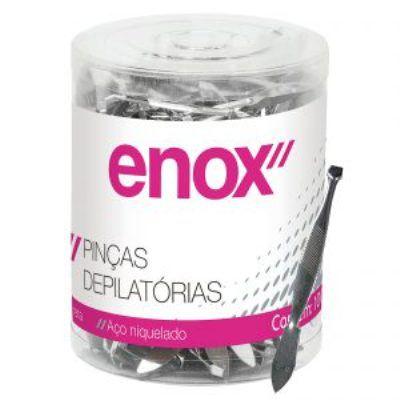 Pinça Enox Descartável pote 100un