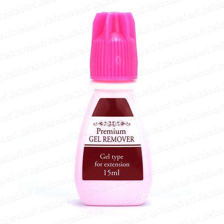Removedor Gel para Alongamento de Cílios Premium 15ml