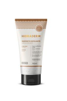 Sabonete Líquido Esfoliante Hidraderm - Coco 180ml