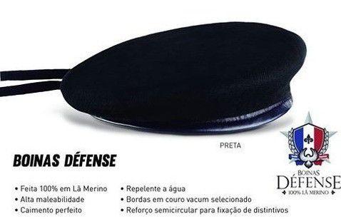 BOINA FRANCESA DÉFENSE