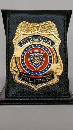 CARTEIRA POLICIA MILITAR