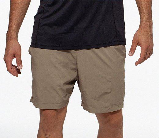 Shorts Fitness Curto Masculino ROMA Básico Verde Escuro