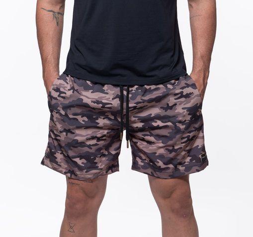 Shorts Curto Masculino ROMA Camuflado