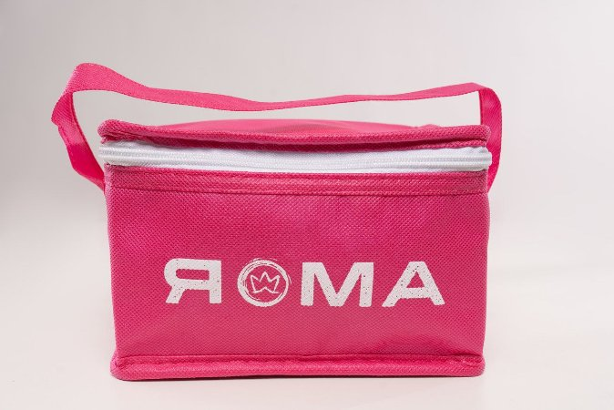 Bolsa térmica 3 litros ROMA - Rosa