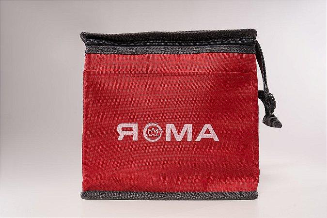 Bolsa térmica 9 litros  ROMA - Vermelho