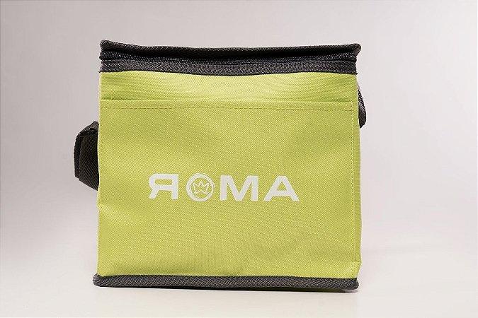 Bolsa térmica 9 litros  ROMA - Verde