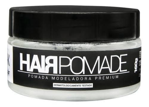 Hair Pomade (Pomada Modeladora Premium) 160g - Kraft Men Care