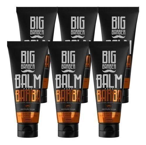Balm Para Barba Big Barber 120ml - CX 6UN