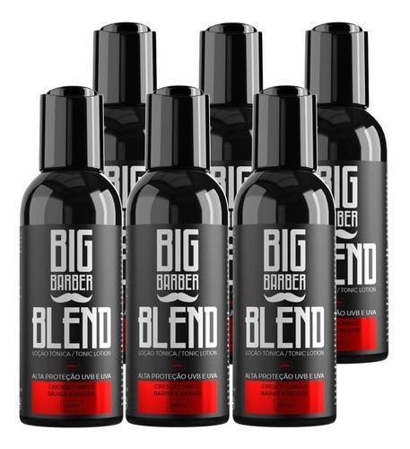 Tônico Capilar Big Barber 120ml CX 6UN - Blend de Crescimento