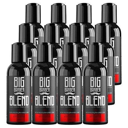 Tônico capilar Big Barber 120ml CX 12UN -  Blend de crescimento