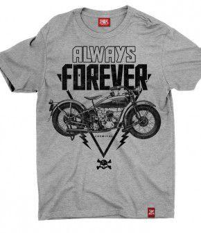 Camiseta Always Forever