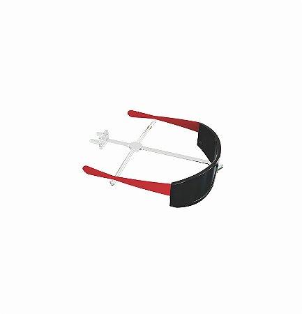 Expositor de Óculos Inquebrável - Optiflex | Kit com 60