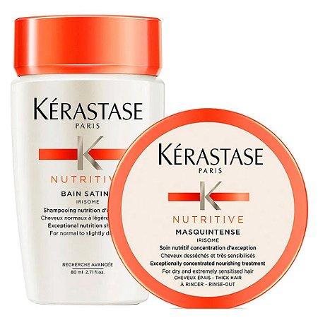 Nutritive Travel Size Kérastase Kit