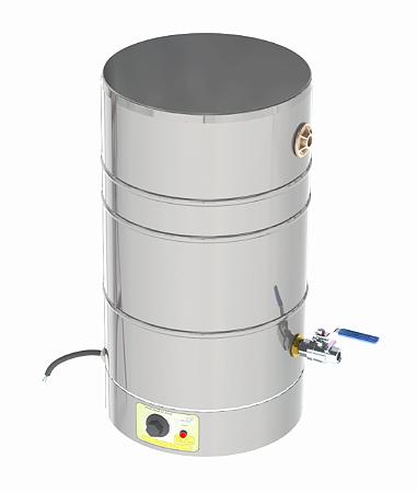 Aquecedor de Água em INOX de 50 Litros