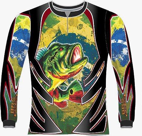 Camiseta Pesca - 01