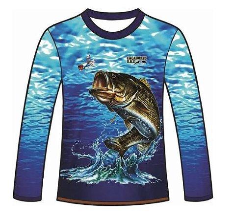 Camiseta Pesca - 08