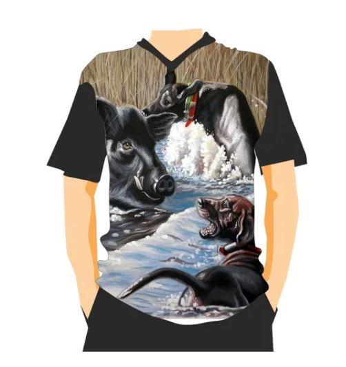 Camiseta Manga Curta BRS - 02