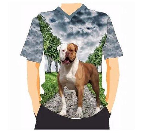 Camiseta Manga Curta BRS - 03
