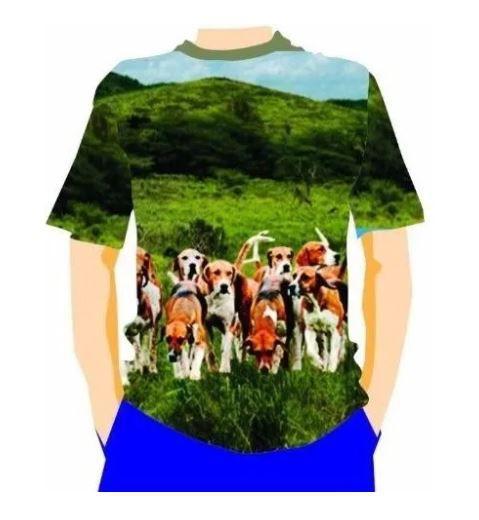 Camiseta Manga Curta BRS - 04