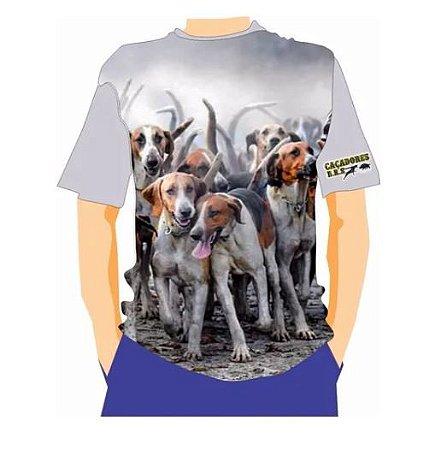 Camiseta Manga Curta BRS - 09