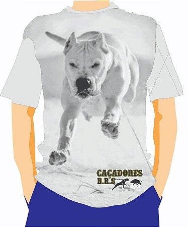 Camiseta Manga Curta BRS - 10