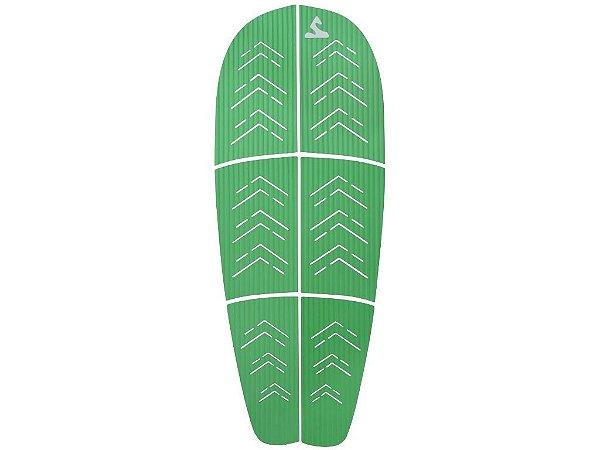 Deck SUP Verde Soul Fins