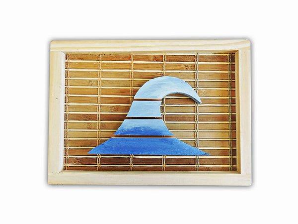 Quadro Decorativo Onda Surf