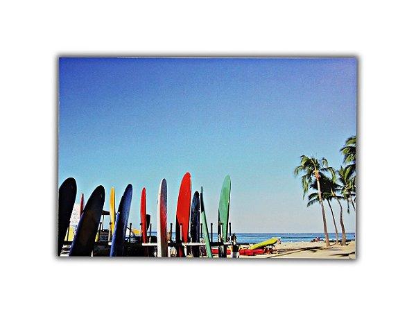 Quadro Decorativo Surf