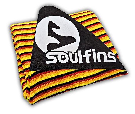 Capa Toalha Soul Fins Pranchinha