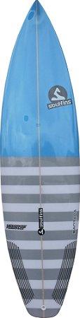"Prancha Soul Fins Veloster 5'10"" Azul"