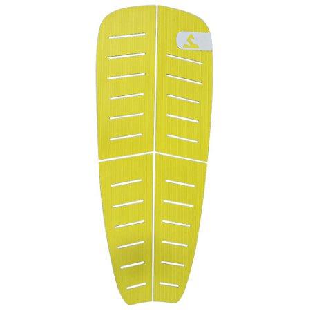 Deck SUP Soul Fins Amarelo