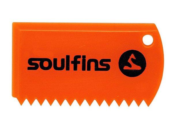 Raspador de Parafina - Soul Fins