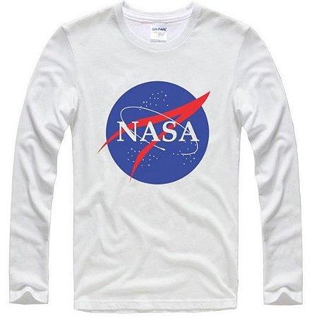Blusa NASA - Branca