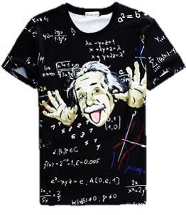 Camiseta Albert Einstein