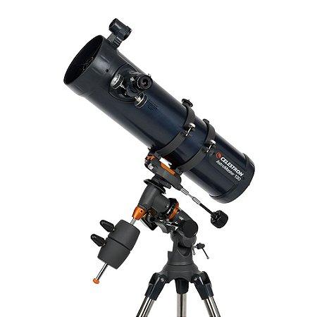 Telescópio Celestron AstroMaster 130EQ-MD (Motor Drive)