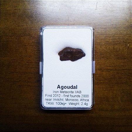 Meteorito de Ferro Tipo IIAB