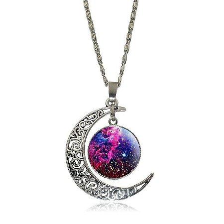 Colar Lua e Nebulosa