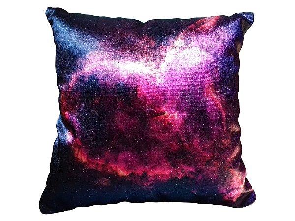 Almofada de Luxo - Nebulosa do Coração