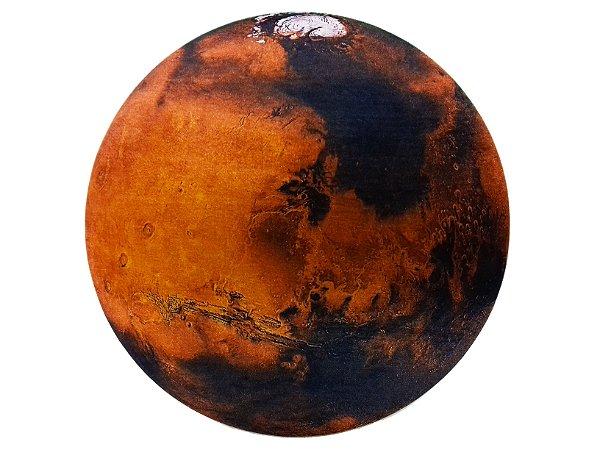 Tapete Marte - Veludo Metálico