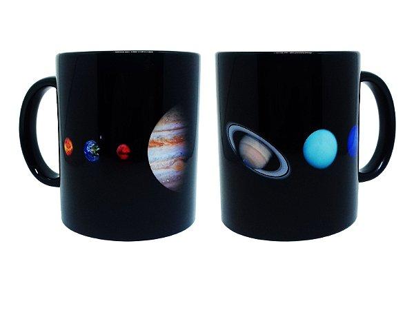 Caneca - Sistema Solar