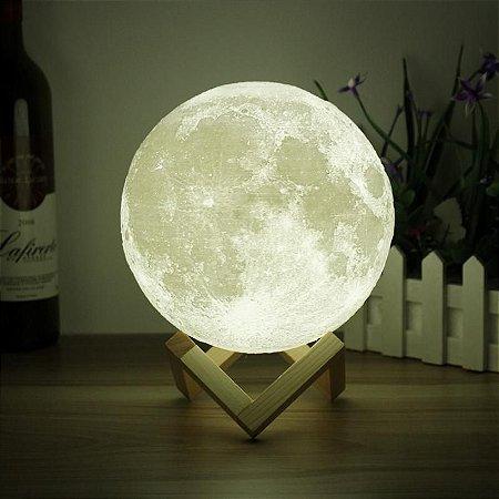 Luminária Lua sem Fio