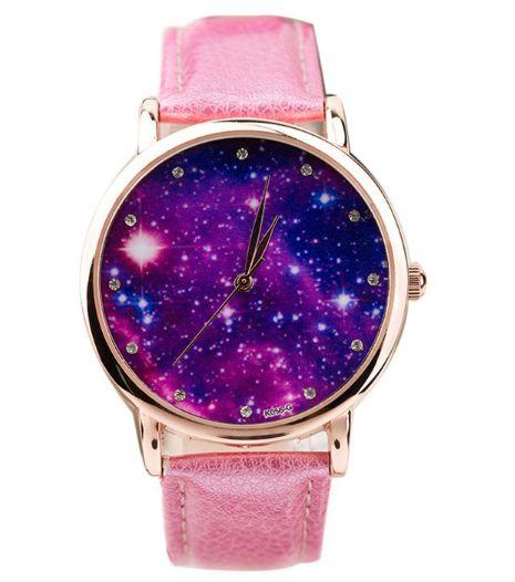 Relógio de Pulso Nebulosa