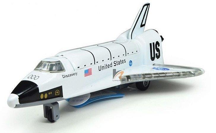 Ônibus Espacial  com luz de LED